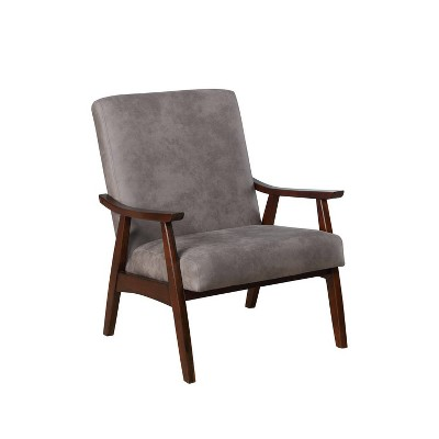Sandros Mid-Century Accent Chair - HOMES: Inside + Out