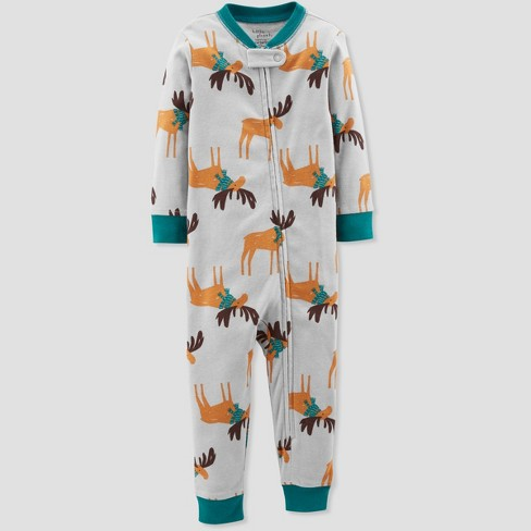450cbb7a2 Baby Boys  1pc Moose - Little Planet By Carter s...   Target