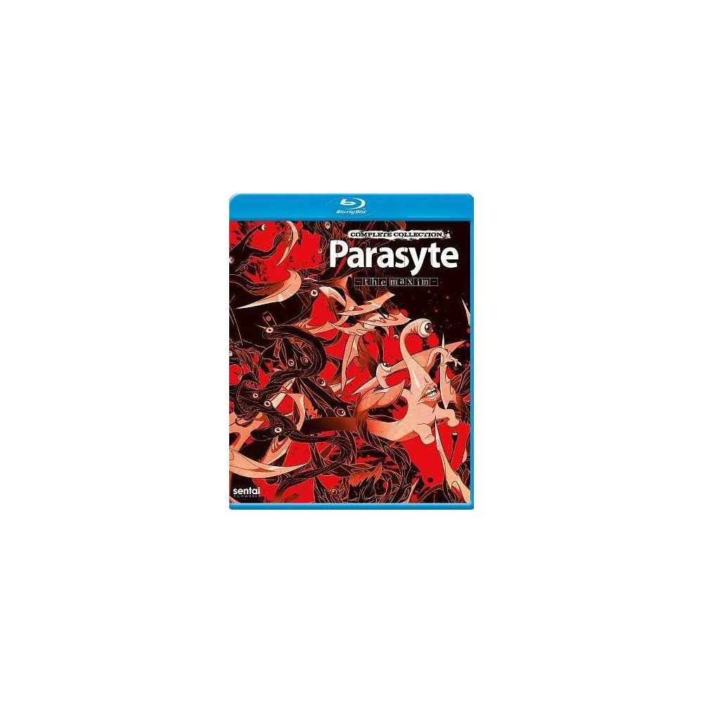 Parasyte:Maxim:Complete Collection (Blu-ray)