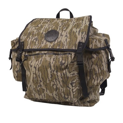 Duluth Pack Rambler Backpack Camouflage Bottomlands
