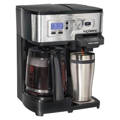 Hamilton Beach FlexBrew® 2-Way Coffee Maker- 49983