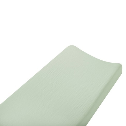 Aden® by Aden + Anais® Changing Pad Cover - Solid Sage - image 1 of 1