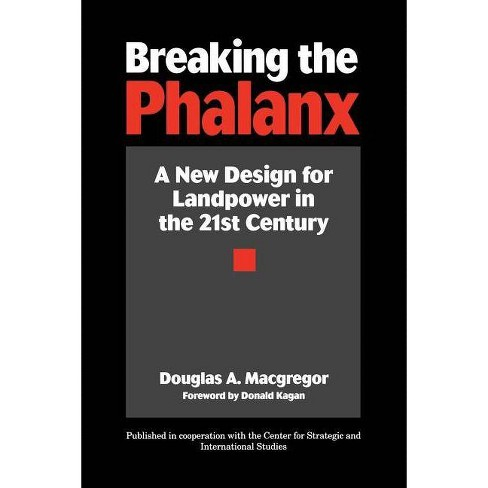 Breaking the Phalanx - (Bibliographies and Indexes in American) (Paperback) - image 1 of 1