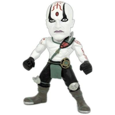 """The Zoofy Group LLC Mortal Kombat Super Deformed 2.75"""" Figure: Quan Chi"""
