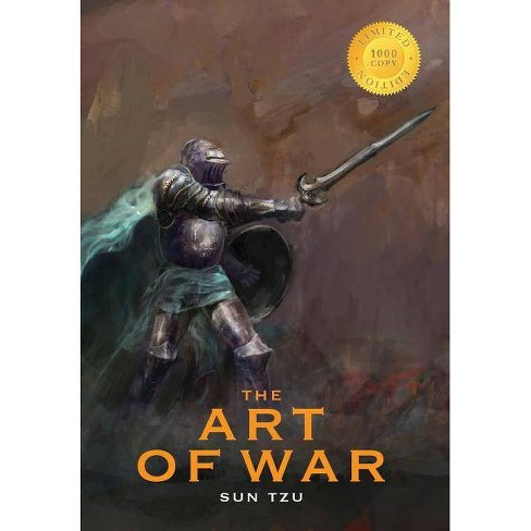 The Art of War (Annotated) (1000 Copy Limited Edition) - by  Sun Tzu (Hardcover) - image 1 of 1
