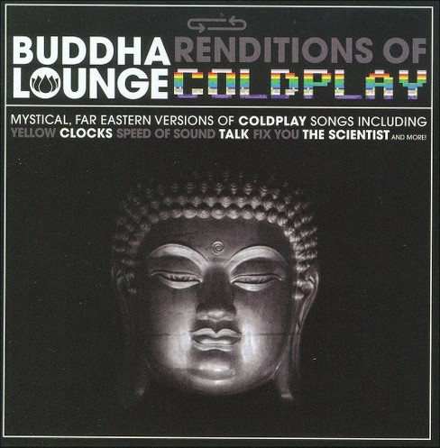 Various - Buddha lounge renditions of coldplay (CD) - image 1 of 1