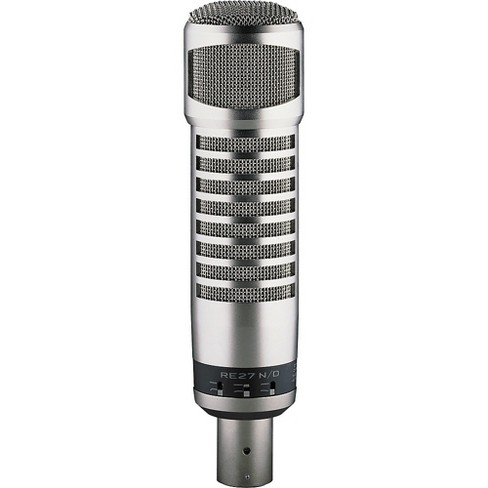 Electro-Voice RE27N/D Dynamic Cardioid Multipurpose Microphone - image 1 of 2