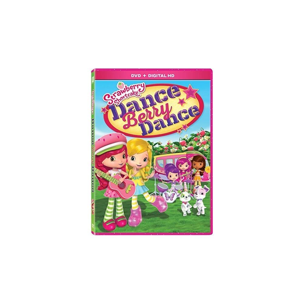 Strawberry Shortcake Dance Berry Dance (Dvd)