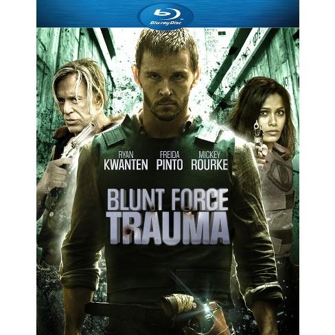 Blunt Force Trauma (Blu-ray) - image 1 of 1