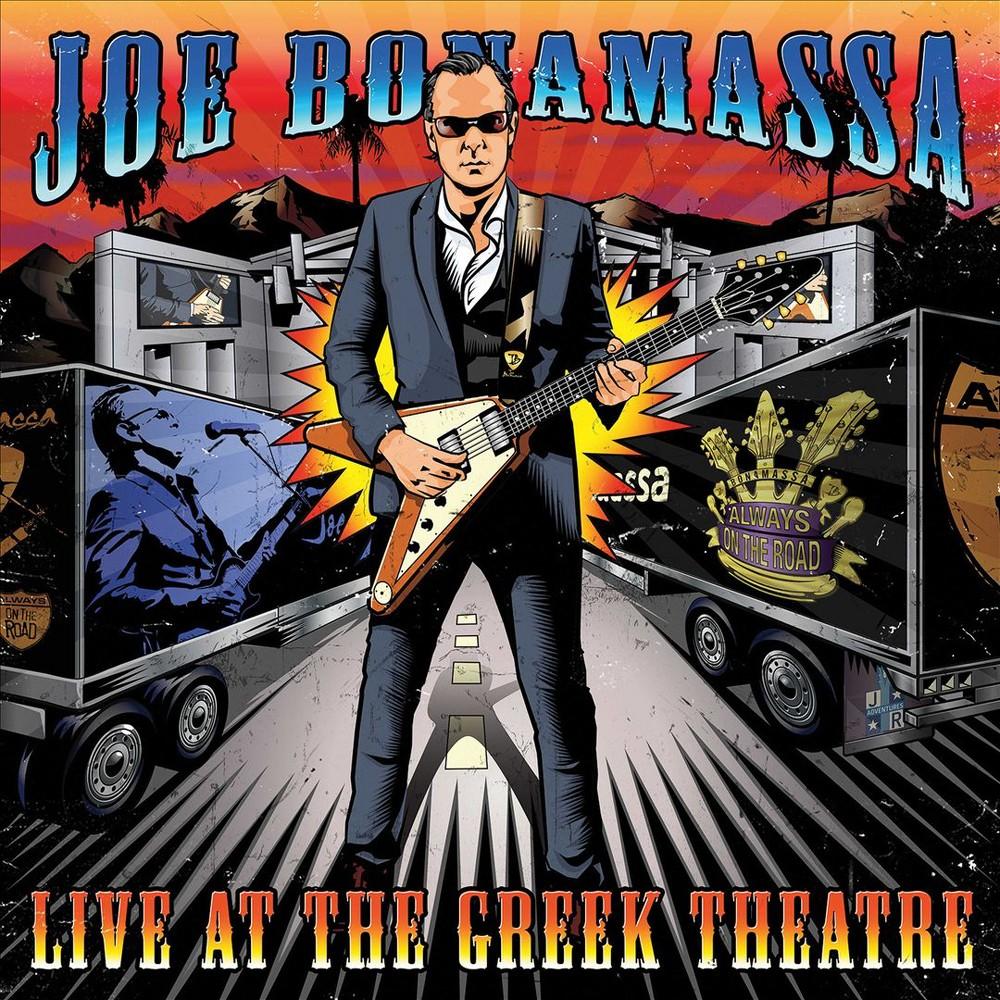Joe Bonamassa - Live At The Greek Theatre (Vinyl)