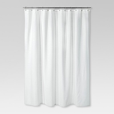 Solid Shower Curtain Cream - Threshold™