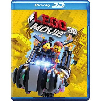 The LEGO Movie (Blu-ray)(2015)