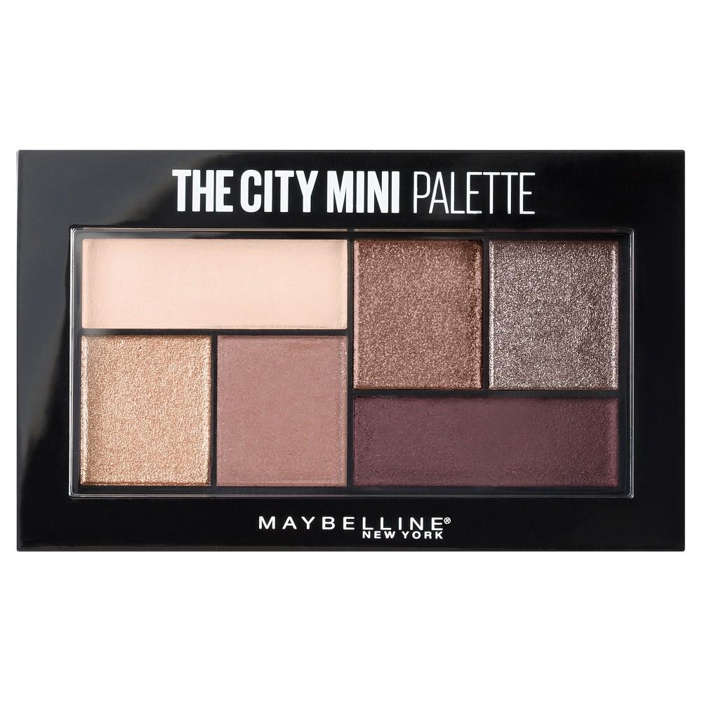 Maybelline City Mini Palettes Chill Brunch Neutrals - 0.14oz