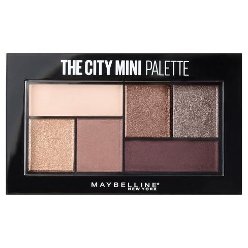 Maybelline City Mini Eyeshadow Palettes - 0.14oz - image 1 of 1