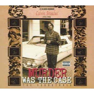 Snoop Doggy Dogg - Murder Was the Case (Bonus DVD) (PA) (Digipak) (Remaster) (CD)