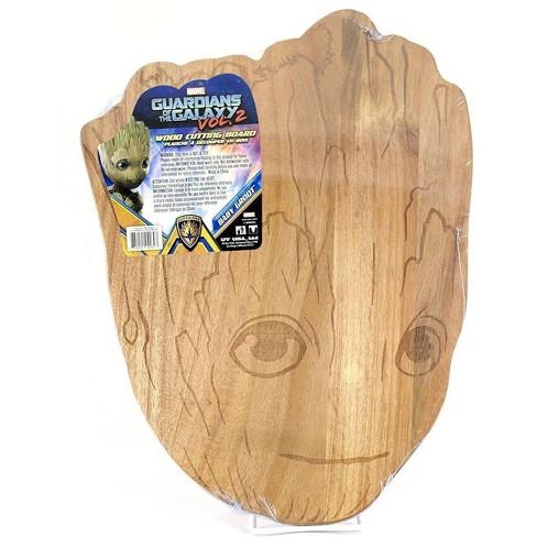 Se7en20 Guardians Of The Galaxy Baby Groot 15 Wood Cutting Board