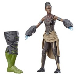 """Marvel Legends Series Black Panther Shuri 6"""" Collectible Action Figure Toy"""