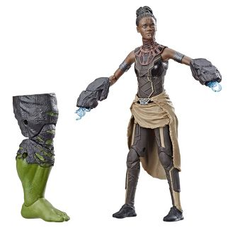 "Marvel Legends Series Black Panther Shuri 6"" Collectible Action Figure Toy"