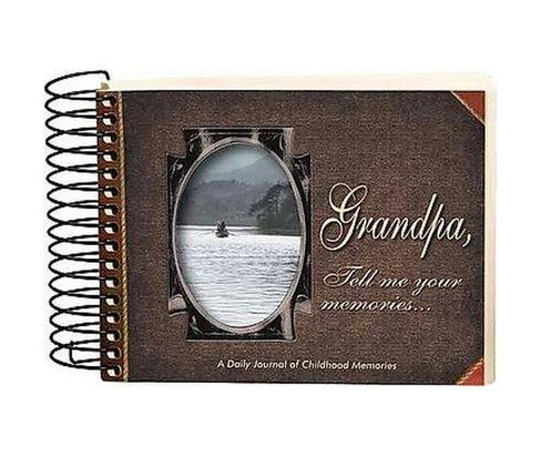 Grandpa, Tell Me Your Memories (Paperback) (Kathy Lashier) - image 1 of 1