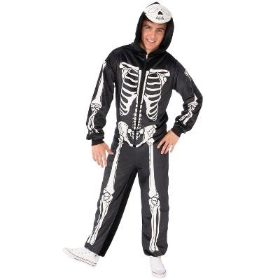 Rubie's Skeleton Comfy-Wear Adult Costume
