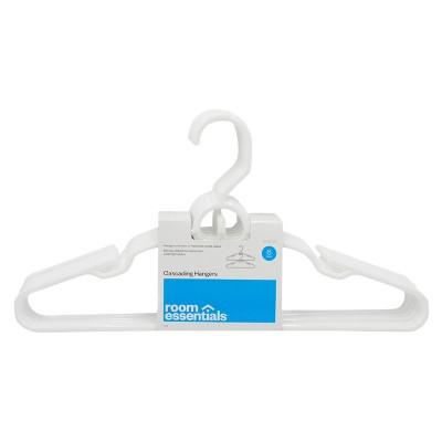Kids' 6pk Attachable Hangers - Room Essentials™