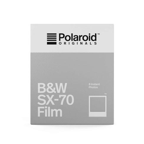 Polaroid Originals B&W Film for SX-70 - image 1 of 8