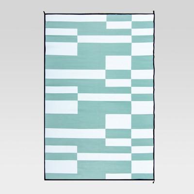 Block Stripe Outdoor Rug - Project 62™