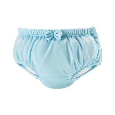 Speedo Reusable Swim Diapers Light Blue