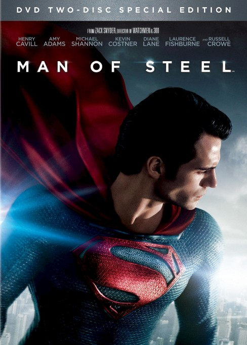Man of Steel (2 Discs) (dvd_video) - image 1 of 1