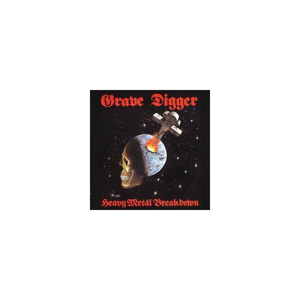Grave Digger - Heavy Metal Breakdown (Vinyl)