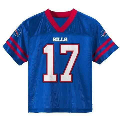 classic fit 42472 8764d NFL Buffalo Bills Boys' Allen Josh Jersey - L
