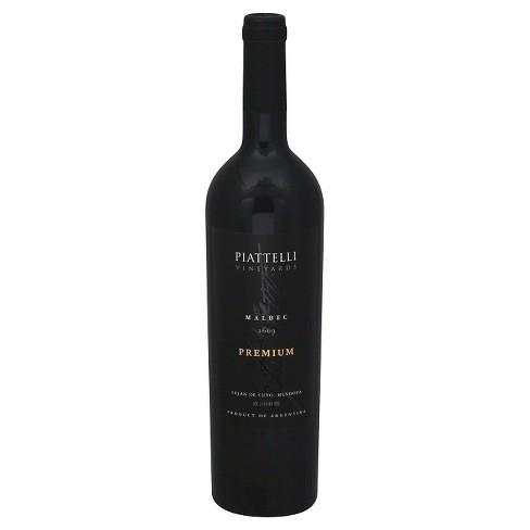 Piattelli Vineyards Reserve Malbec Red Wine - 750ml Bottle - image 1 of 1