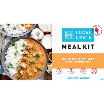 Local Crate Indian Butter Chicken with Jasmine Rice by Food52 - 31oz
