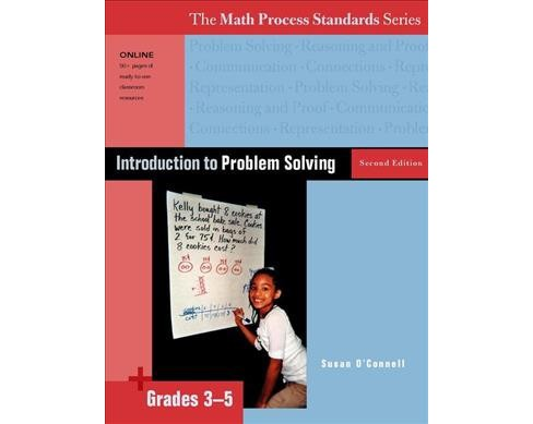 Introduction to Problem Solving, Grades 3-5 (Paperback) (Susan O'Connell) - image 1 of 1