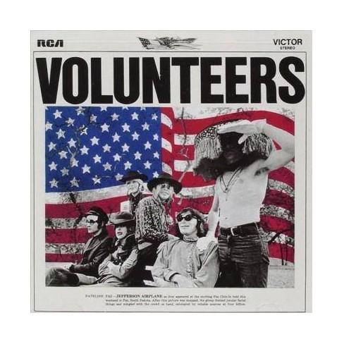 Jefferson Airplane - Volunteers (Vinyl) - image 1 of 1