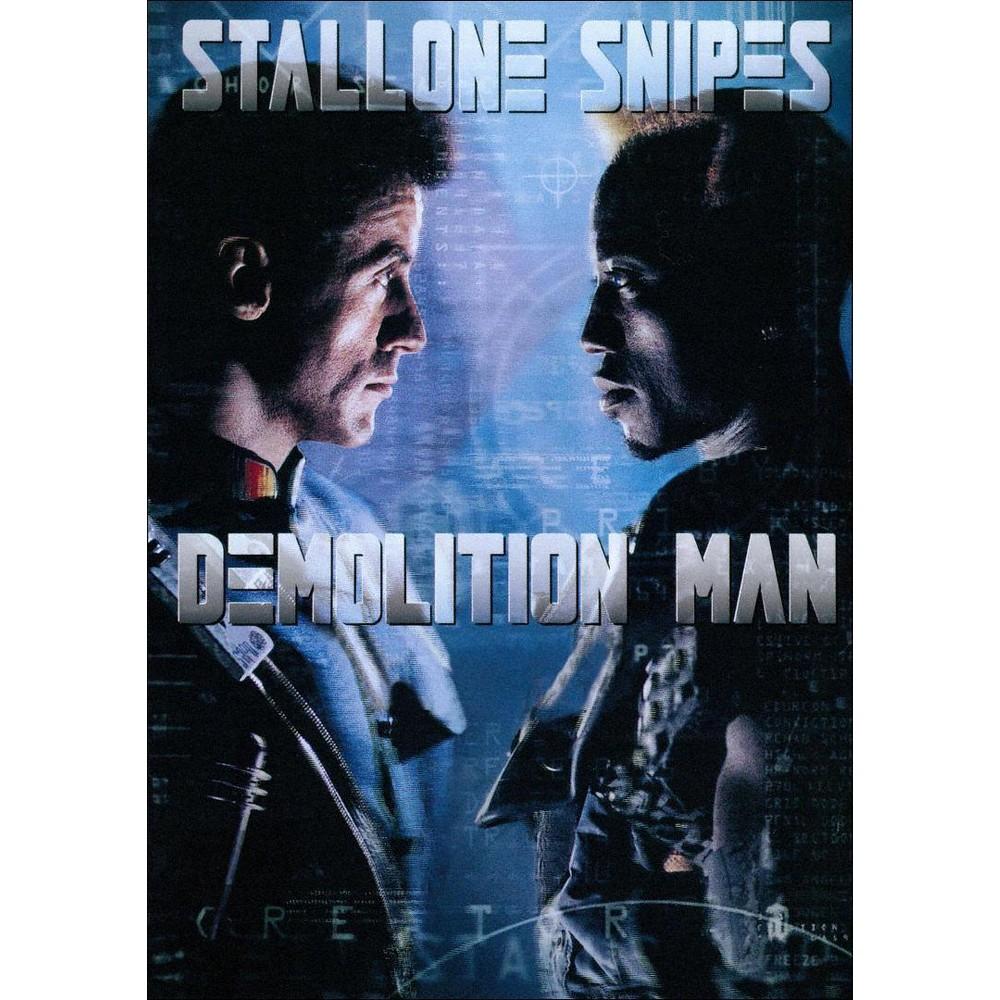 Demolition Man (dvd_video)