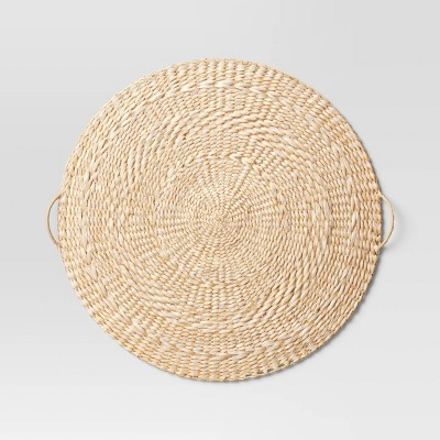 Extra Large Round Basket Wall Art - Threshold™