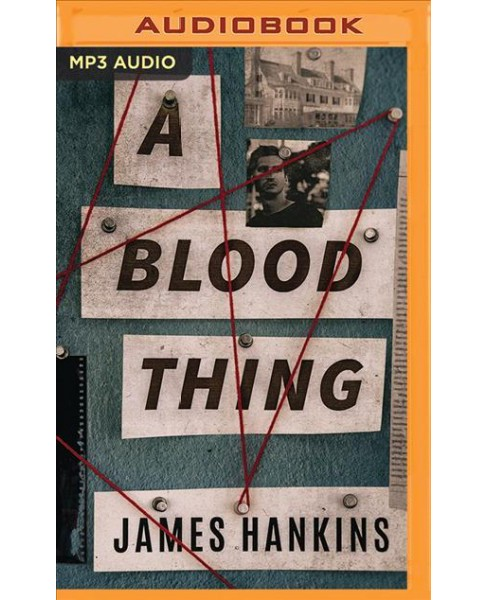 Blood Thing -  by James Hankins (MP3-CD) - image 1 of 1