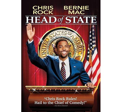 Head Of State (DVD) - image 1 of 1