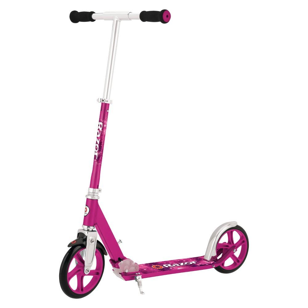 Razor A5 Lux Kick Scooter - Pink