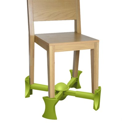KABOOST Portable Chair Booster - Green