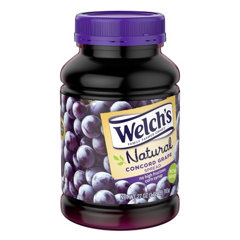 Welch's Natural Concord Grape Spread - 27oz - image 1 of 2