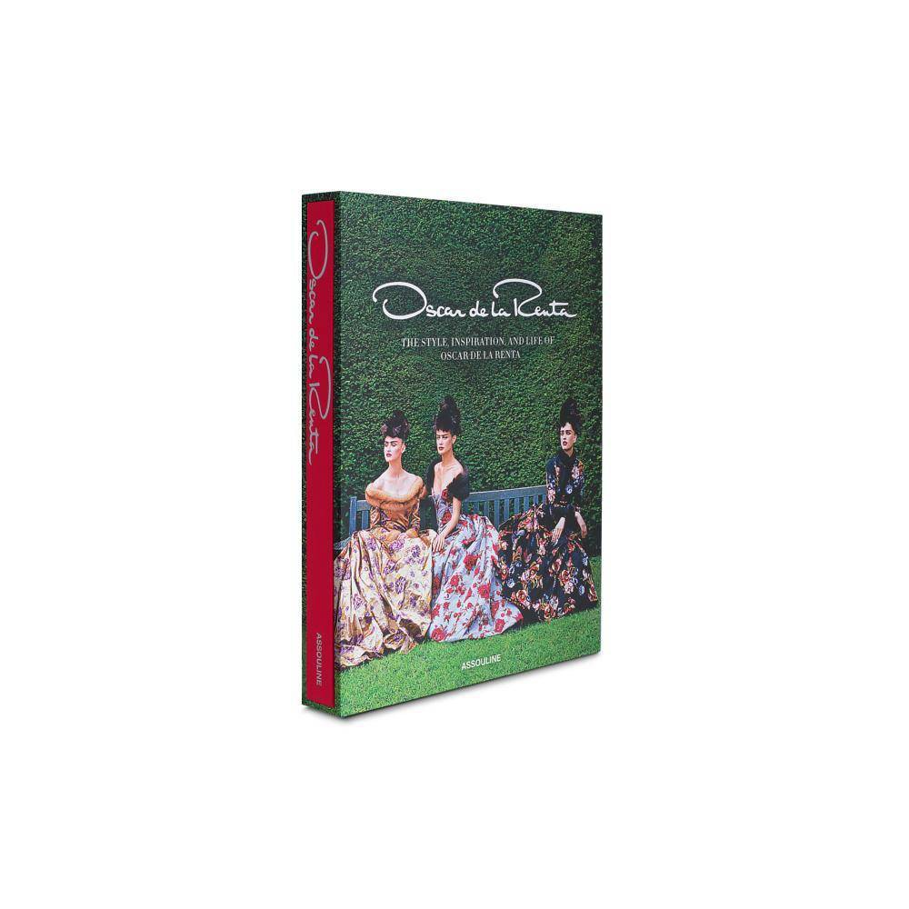 Oscar de la Renta - (Hardcover) Oscar de la Renta is one of the most celebrated and famed fashion designers and couturiers in the world--a renaissance man of American fashion. Born in the Dominican Republic, he has played a central role in the fashion scene for over forty years and has dressed everyone in the celebrity world. Brimming with images from Oscar de la Renta's personal albums and iconic fashion photography, this beautifully updated volume of the 2002 edition of Oscar de la Renta: The Style, Inspiration, and Life of Oscar de la Renta gives an inside view of the designer's creative inspirations and private world. Renowned fashion writer Sarah Mower chronicles the story of this always relevant and beloved luminary--from the beginning of his storied career through today--a man whose artistic, generous spirit transcends his fashion creations.