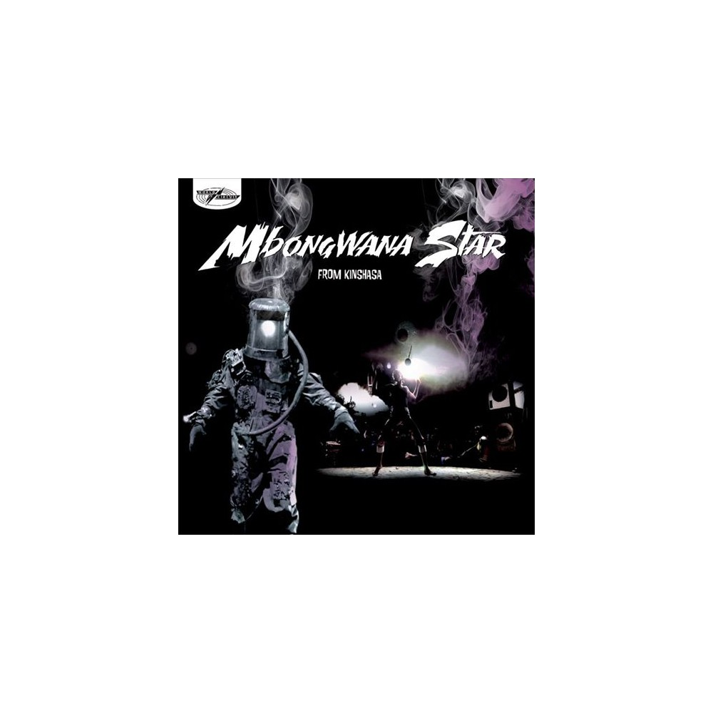 Mbongwana Star - From Kinshasa (Vinyl)