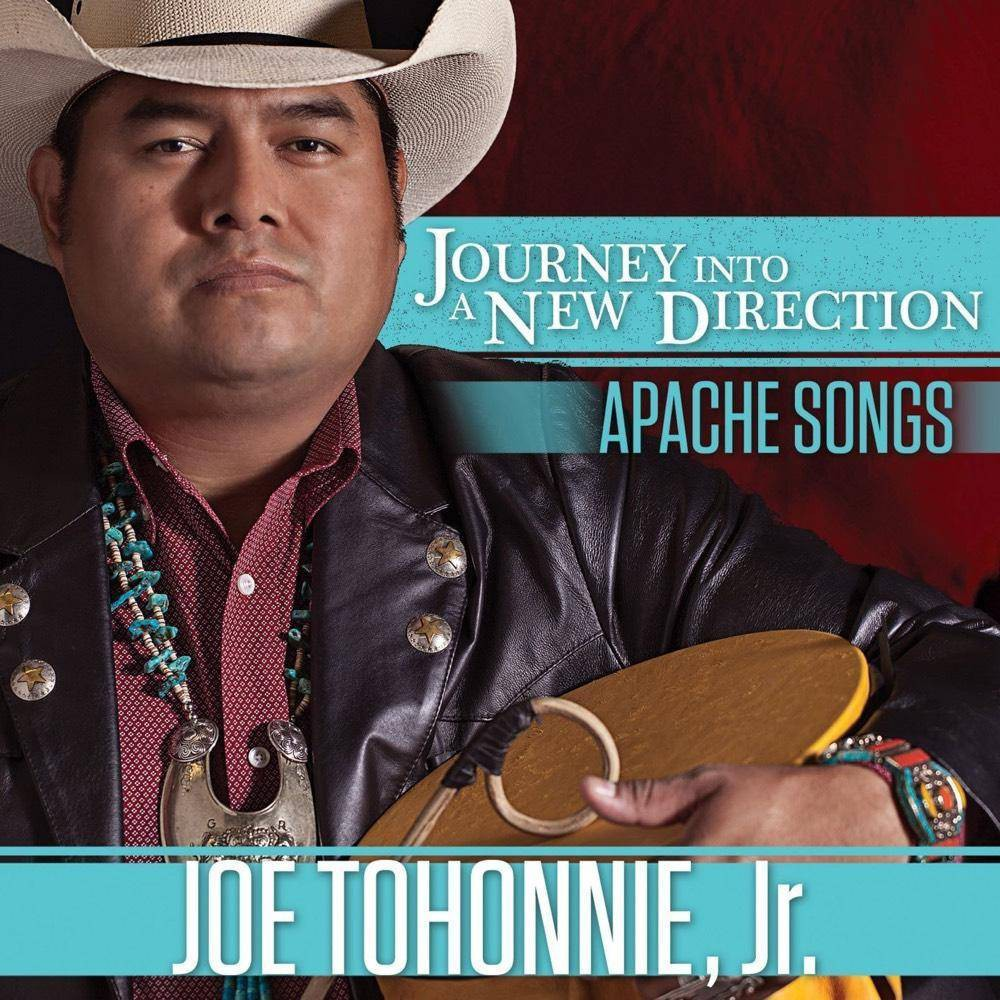 Tohonnie Joe Jr Journey Into A New Direction Apache Songs Cd