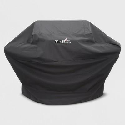 Char-Broil 3-4 Burner Performance Grill Cover - Black - Black