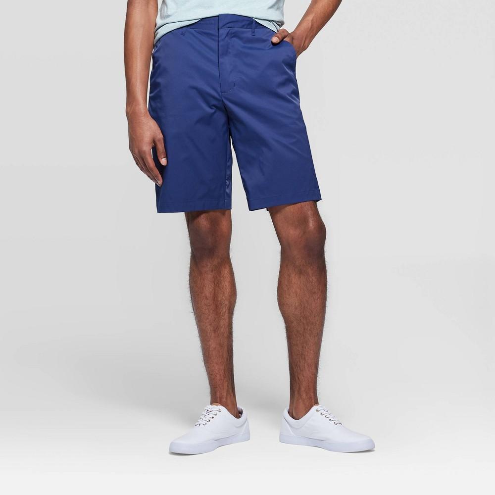 Men's 10.5 Chino Shorts - Goodfellow & Co Nighttime Blue 38