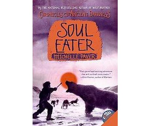 Soul Eater (Reprint) (Paperback) (Michelle Paver) - image 1 of 1