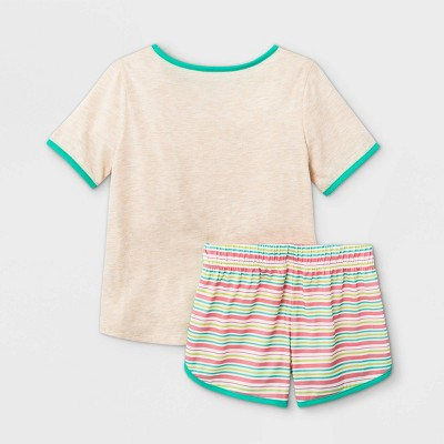 JWWN Toddler Little Boys Girls Pajamas Set 2PCS Thermal Underwear Kids Pjs Sleepwear