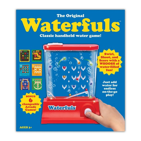 Waterfuls Handheld Game, Tabletop Arcade Games image number null